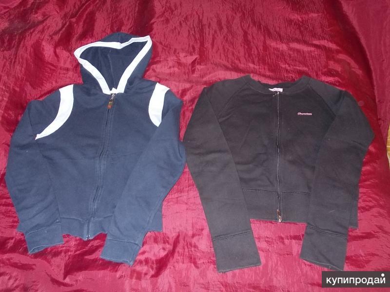 Одежда куртки трикотаж пакетом