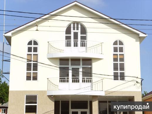 Продам здание с арендаторами в Краснодаре