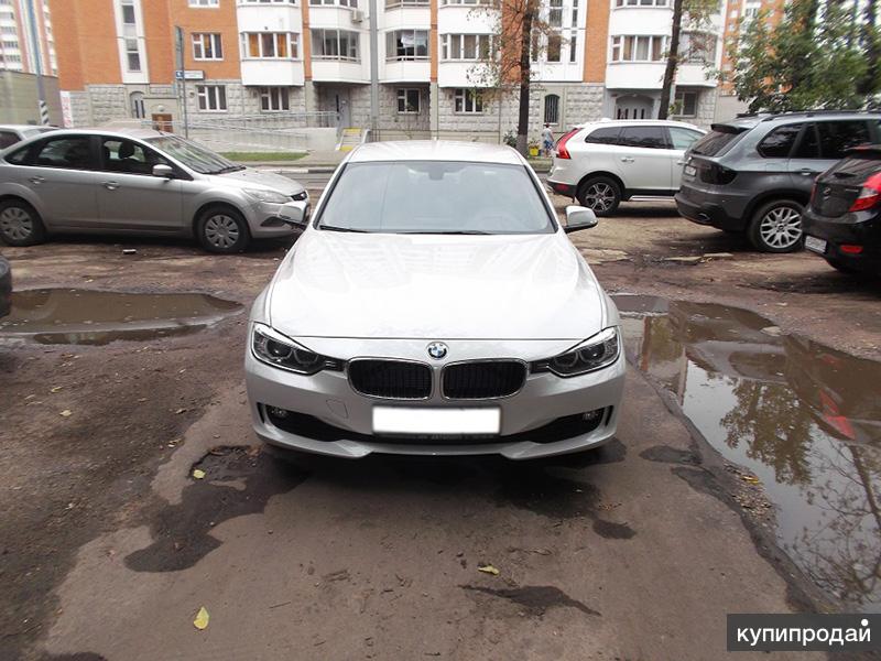 Прокат (аренда) BMW 316I