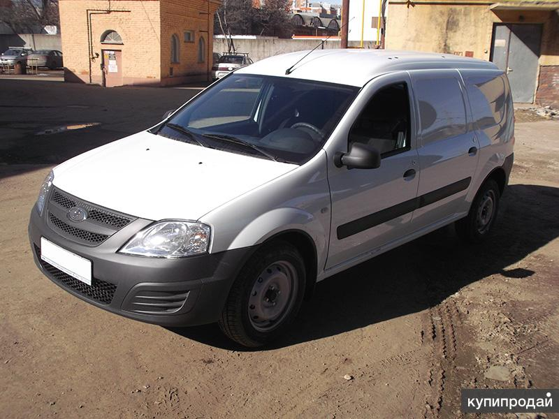 Прокат (аренда) Lada Largus Фургон в Москве