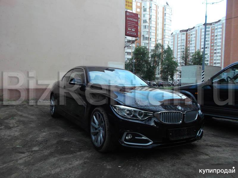 Аренда BMW 420 D в Москве