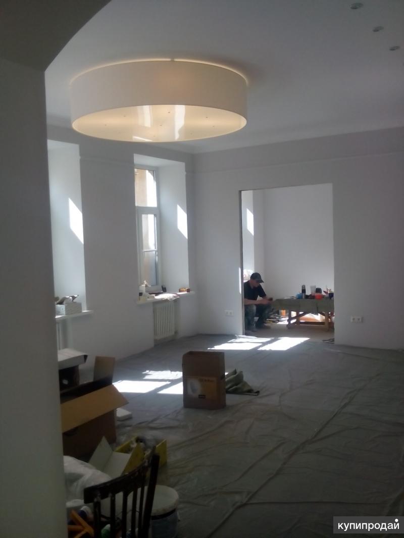 Внутренняя отделка и ремонт квартиры, дома, коттеджа