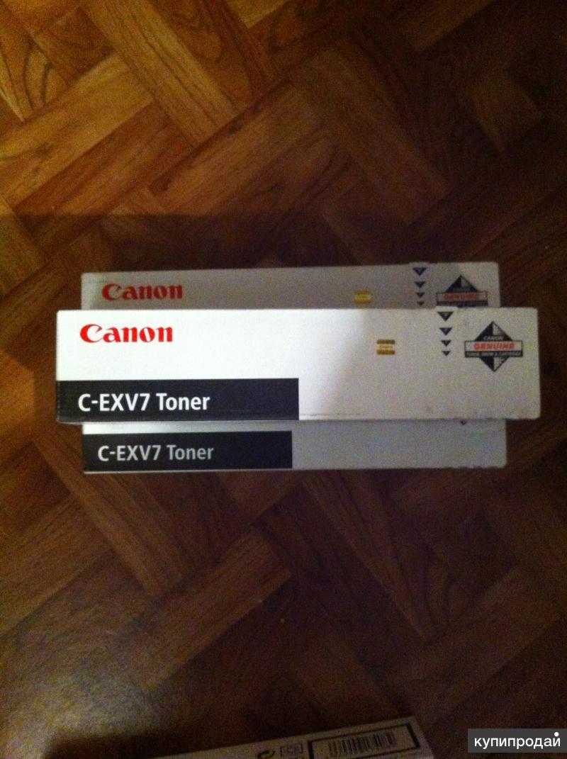 картридж Canon C-EXV7