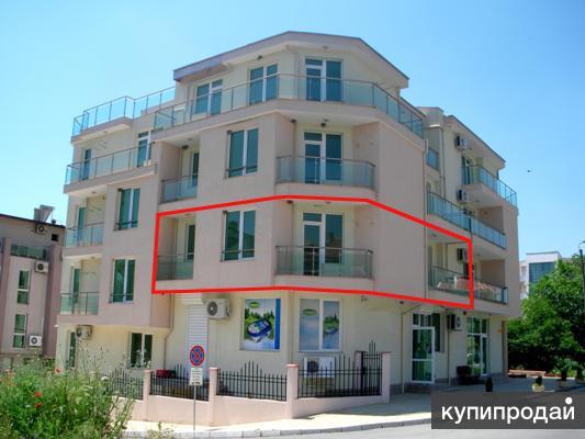 Большая двушка на море в Болгарии, Бургас. Торг!