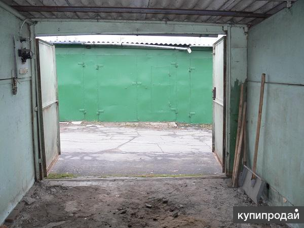 Сдам гараж – Бирюлёво Восточное