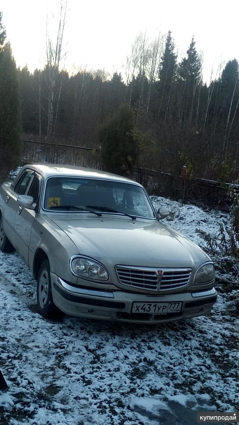ПРОДАМ ВОЛГУ ГАЗ 31105 2006 Г. ВЫПУСКА.