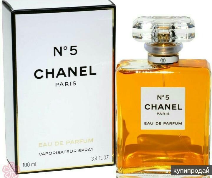 Духи Chanel №5 eau de parfum 100 мл