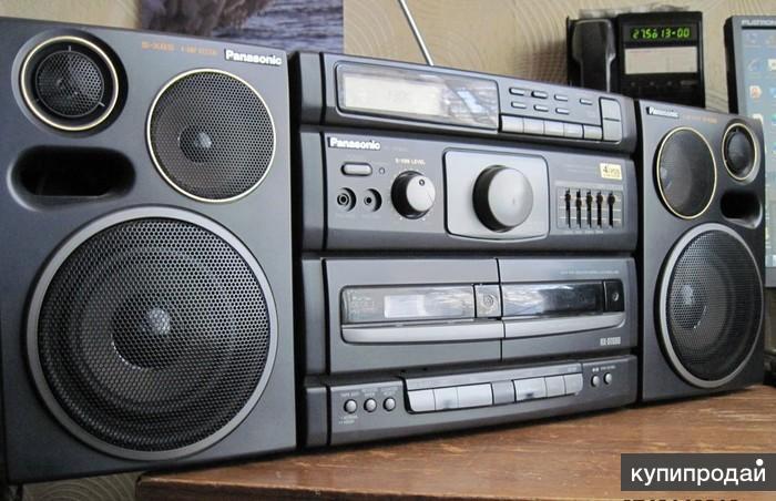 Panasonic RX-DT690 - акустика