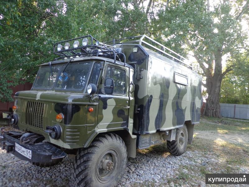 ГАЗ-66 1992 г.в. на продажу