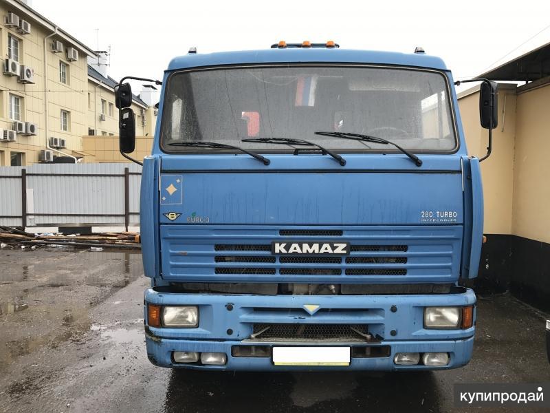 kamaz 65117