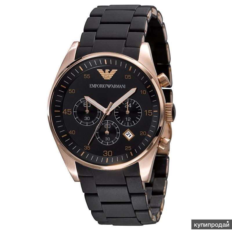 часы emporio armani купить копия идеально дополняют