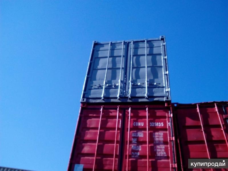 Морские,  контейнеры 3 т. 5 т. 20 фут. 40 фут.