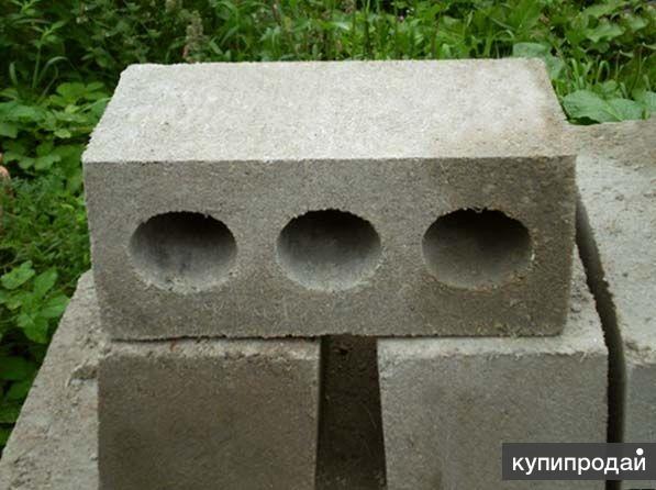 Строительные блоки (пескоблоки) Череповец