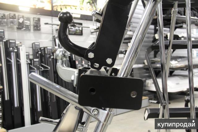 Фаркоп (прицепное устройство) Toyota LC 100