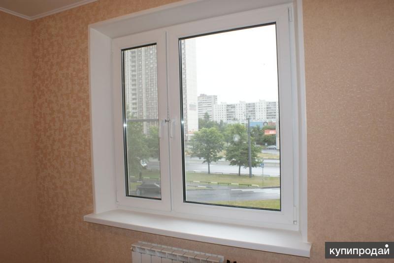 Откосы на окнах с фото