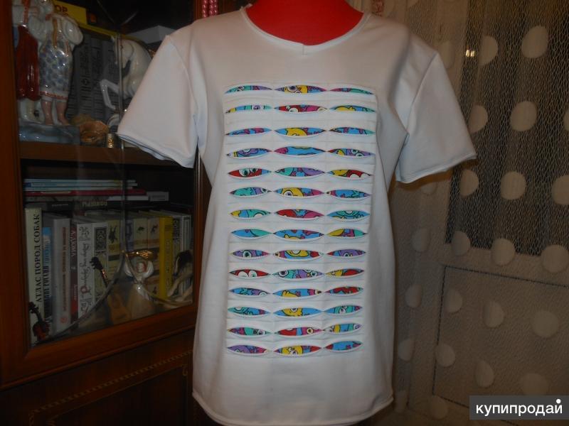 продаю футболку мужскую 50 размер