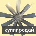 Крыльчатка осевого вентилятора для сушильных камер