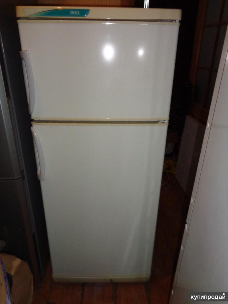 Двухкамерные холодильники Стинол
