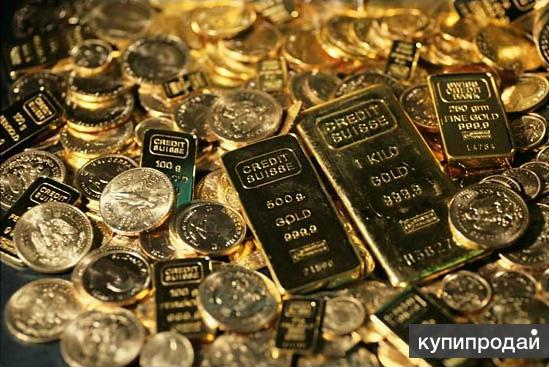 Изложницы для золота