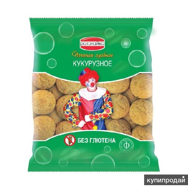 Продам сдобное печенье без глютена, без сахара Рототайка.