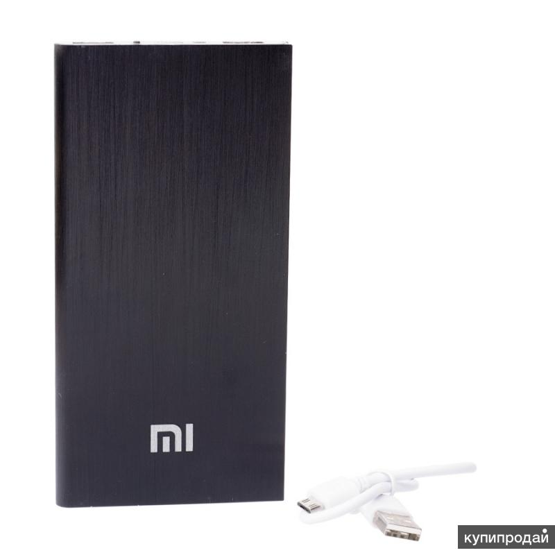 Супермощный Универсальный Аккумулятор Xiaomi Mi Power Bank 30000 mAh
