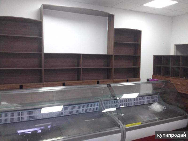 Производство мебели для магазинов, офисов, торговых отделов