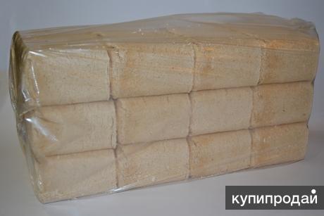 Топливные брикеты по доступной цене с доставкой по Москве и Подмосковью.