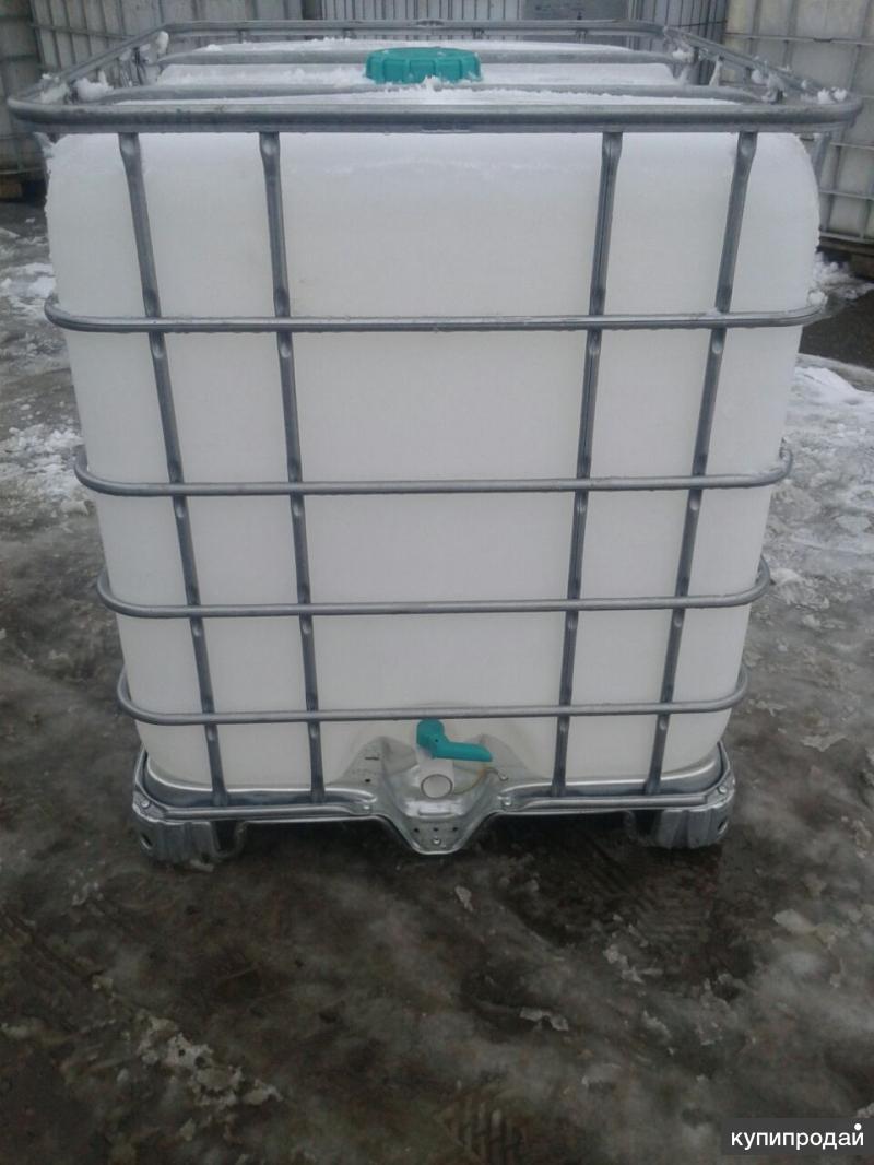 Еврокуб пищевой 1000 литров бу