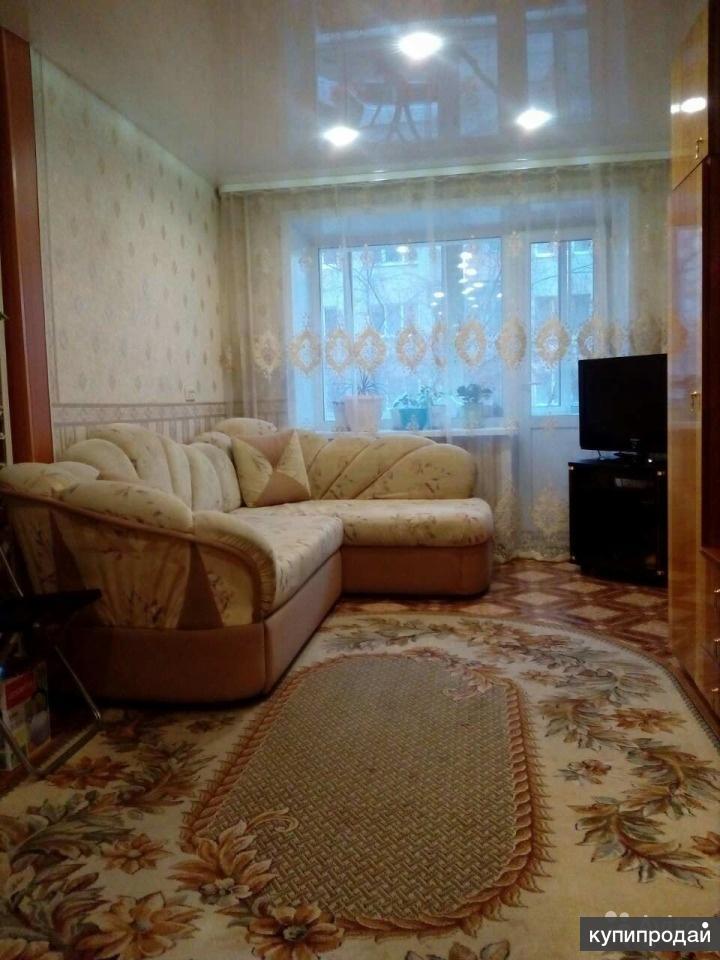 Теплая,светлая 2-к квартира, 42 м2, 2/5 эт.