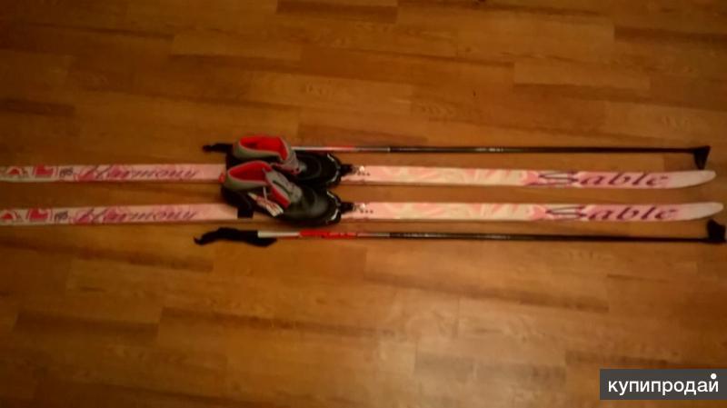Лыжи беговые прогулочные