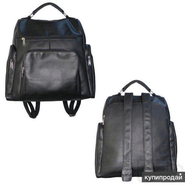 Рюкзак мужской из натуральной кожи 608Б