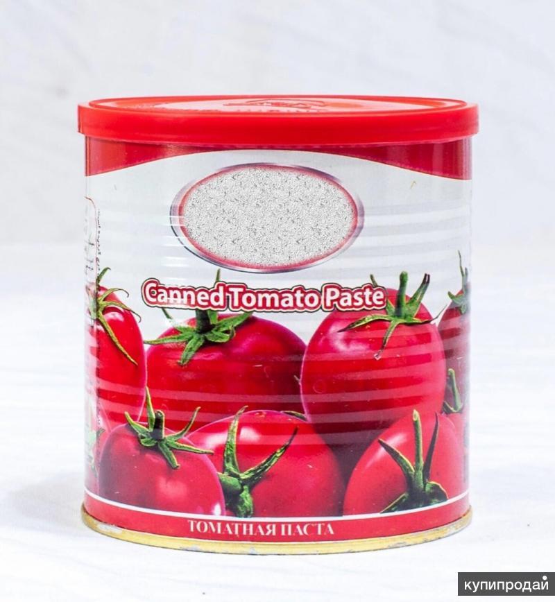 Предлагаем томатную пасту Иран.