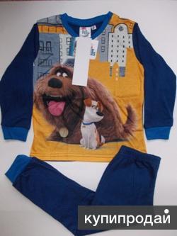 Детская пижама рост 104
