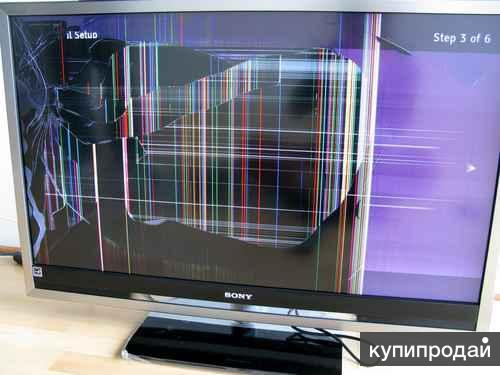 :Жк телевизоры на запчасти