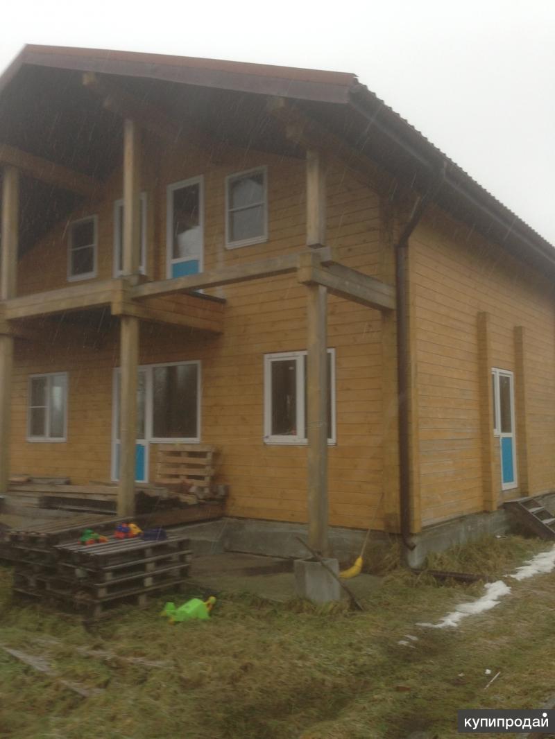Продам дом в д. Бормусово Егорьевского р-на М.о.