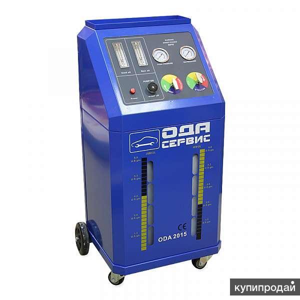 Электрическая установка для замены масла в акпп
