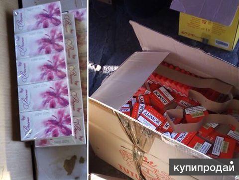 Упаковщик-сортировщик табачных изделий