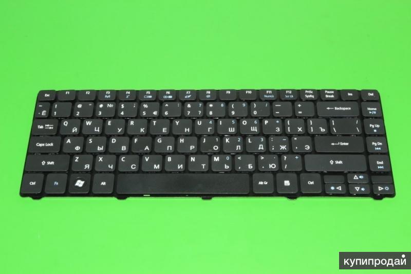 Клавиатура для ноутбука Acer 3810, 3810T, 4810T