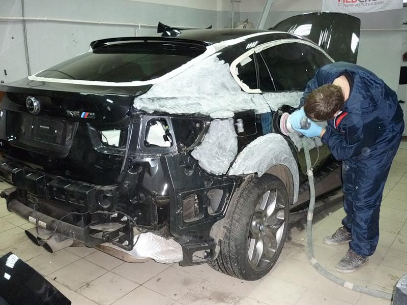 Покраска авто,рихтовка,кузовной ремонт,ремонт бамперов в Ставрополе