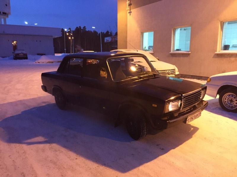 ВАЗ-2107 в отл. сост