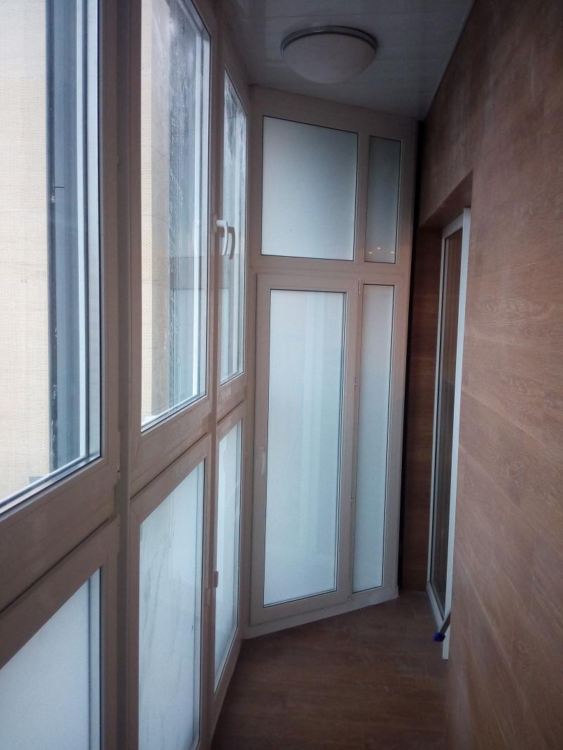 Пластиковые окна. остекление балконов. москва.