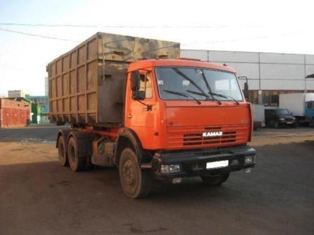 Вывоз мусора 6-27 м3