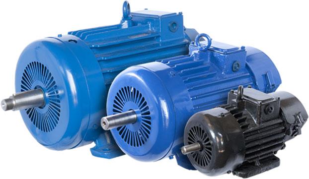 Крановые электродвигатели
