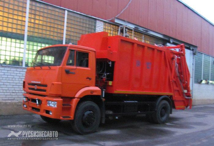 Продам Мусоровоз КО-427-52 с порталом