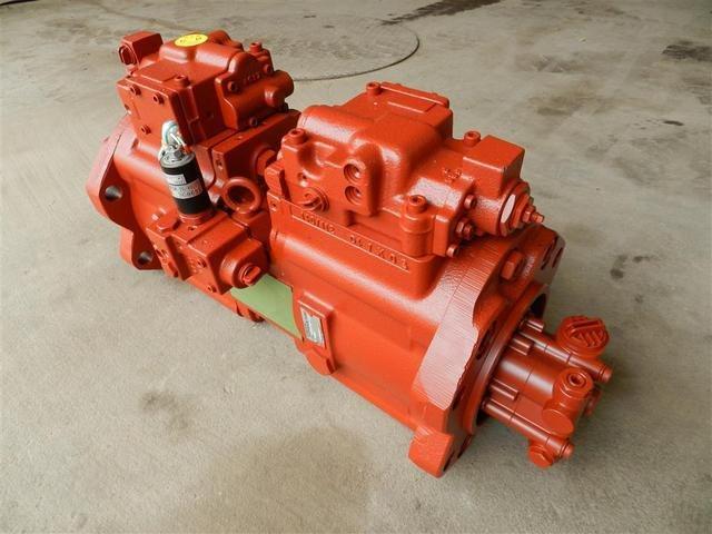 Гидравлический насос Kawasaki K3V112DT для гусеничного экскаватор DOOSAN