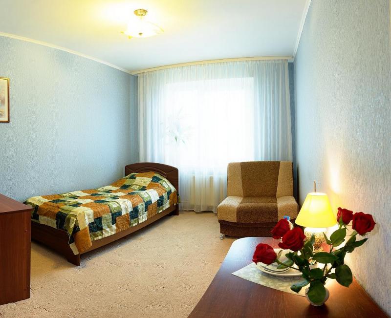 Гостиница Глобус в Перми