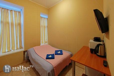 Недорогой мини-отель на часы и сутки