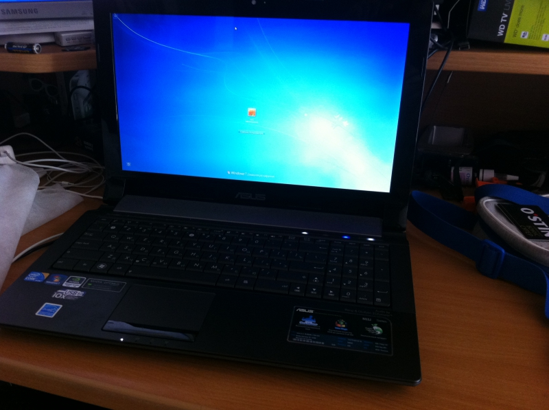 "Продам Ноутбук asus N53JF 15.6"""
