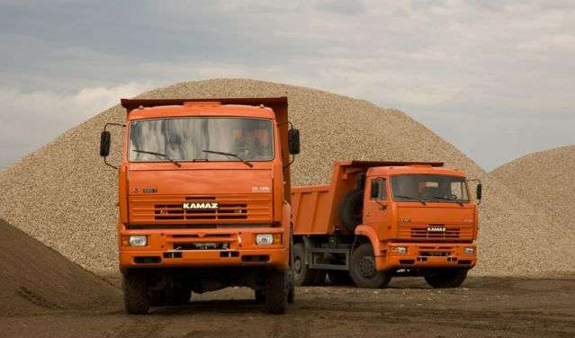 Доставка песка, щебня, керамзита, угля, опилок, грунта, вывоз снега и строительн
