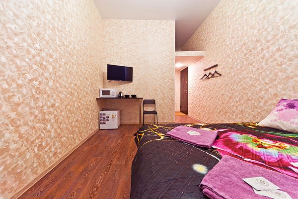 """Новый отель с джакузи сети """"Samsonov Hotels"""""""